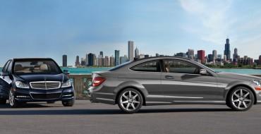 2014 Mercedes-Benz C-Class Overview