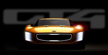 Kia to Unveil GT4 Stinger Concept in Detroit
