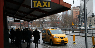 Nissan NV200 Taxi: A Hit with NYC Taxi Veteran