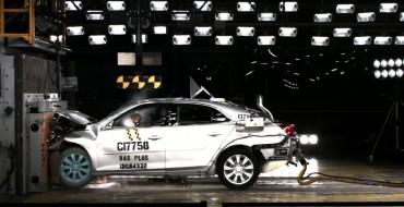 2014 Malibu's 5-Star Safety Rating Makes Chevrolet Tops in NHTSA Ranks