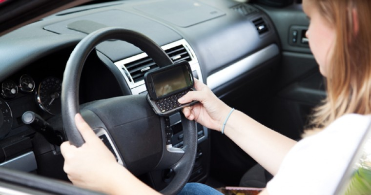GM's Eye Tracking Devices to Target Texters