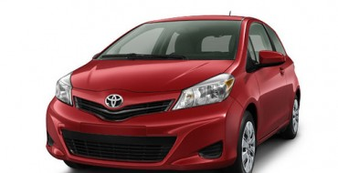 Toyota Set to Increase Yaris Production in 2014