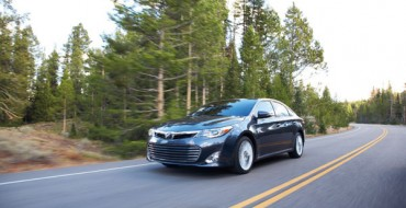2014 Toyota Avalon Hybrid Overview