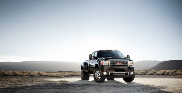 Comfort and Capability Key in 2015 GMC Sierra HD