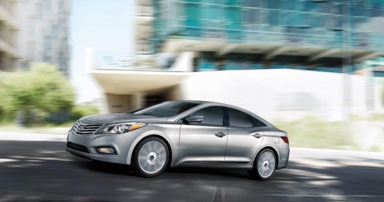 2014 Hyundai Azera Overview