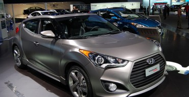 2014 Hyundai Veloster Overview