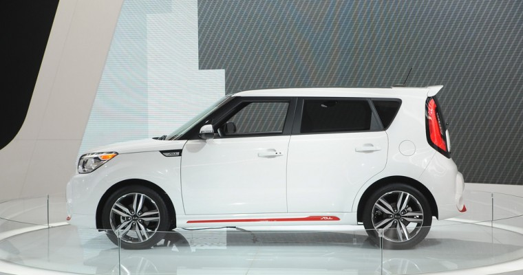 About.com Names Kia Soul a Best New Car of 2014