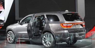 2014 Dodge Durango Overview
