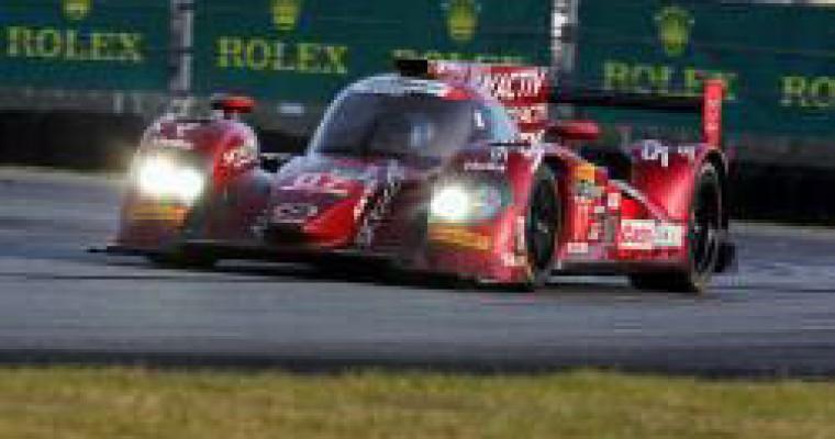 Mazda Optimistic About Diesel Engines despite Not Finishing Rolex 24