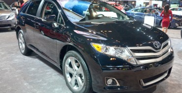2014 Toyota Venza Overview