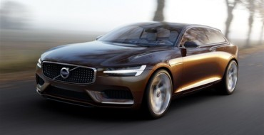 Volvo Concept Estate: My, That's a Fine Looking Shooting Brake