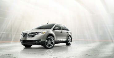 2014 Lincoln MKX Overview