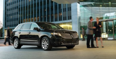 2013 Lincoln MKT Overview
