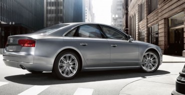 2014 Audi A8 Overview