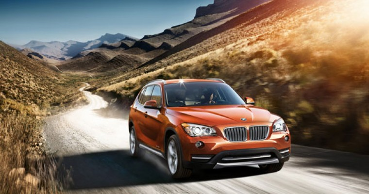 2014 BMW X1 Overview