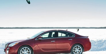 2014 Regal's All-Weather All-Wheel-Drive Perfect for Snowbound Driving