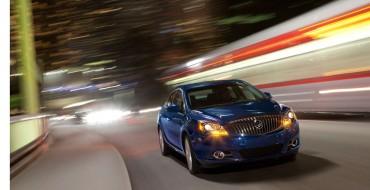 Thrice as Nice: Buick Wins Three Kelley Blue Book Awards