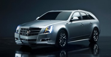 2014 Cadillac CTS Sport Wagon Overview