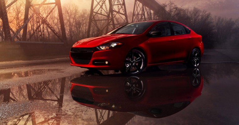 Dodge Dart Named 2014 Connected Small Car of the Year