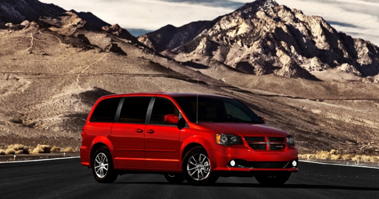 2014 Dodge Grand Caravan Overview