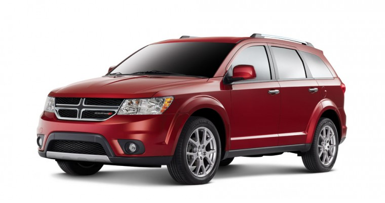2014 Dodge Journey Overview