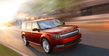 KBB Names Ford Flex to Best Family Cars of 2014