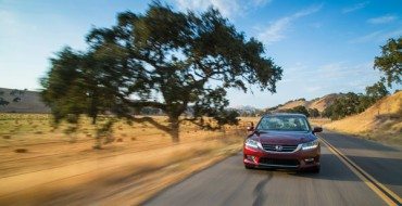 Honda Accord Outsells Camry For Second Straight Month