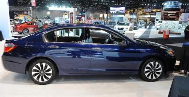 Honda Accord Named KBB's 2014 Best Mid-Size Sedan