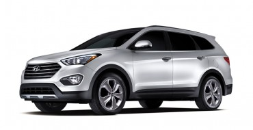 2014 Hyundai Santa Fe Overview