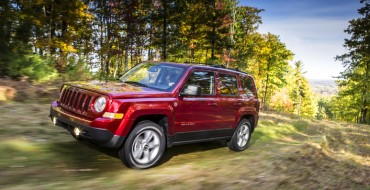 2014 Jeep Patriot and 2014 Dodge Grand Caravan Win KBB Awards