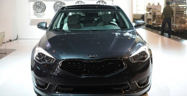 Kia's 2014 Sales Performance So Far Is One for the Books