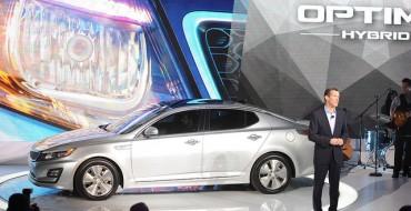 2014 Kia Optima Hybrid Bows at Chicago Auto Show