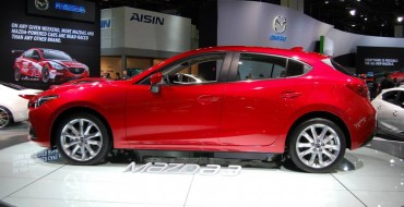 Mazda Recalls 5,700 Mazda3, Mazda6 for PCM Issue