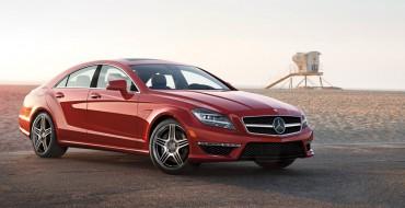 2014 Mercedes-Benz CLS-Class Overview