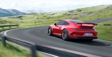 2014 Porsche 911 GT3 Recall Alert: Yeah, They Catch Fire