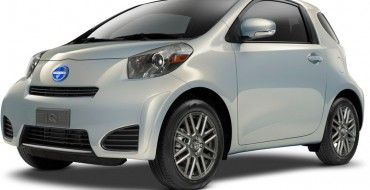 2014 Scion iQ Among 5 Best All-Around Performers Named by ASG