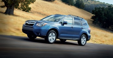 May Sales for Subaru Mark 30th Month of Growth