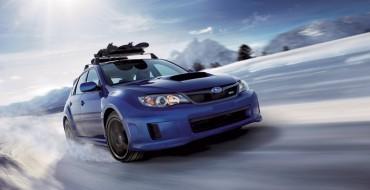 2014 Subaru Impreza WRX Overview