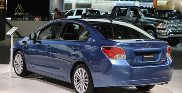 2014 Subaru Impreza Overview