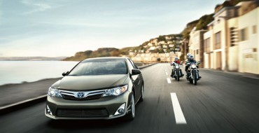 Camry and Tacoma Best Cars for the Money Award Wins Bolster Toyota Brand