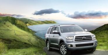 2014 Toyota Sequoia Overview