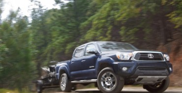 2014 Toyota Tacoma Overview