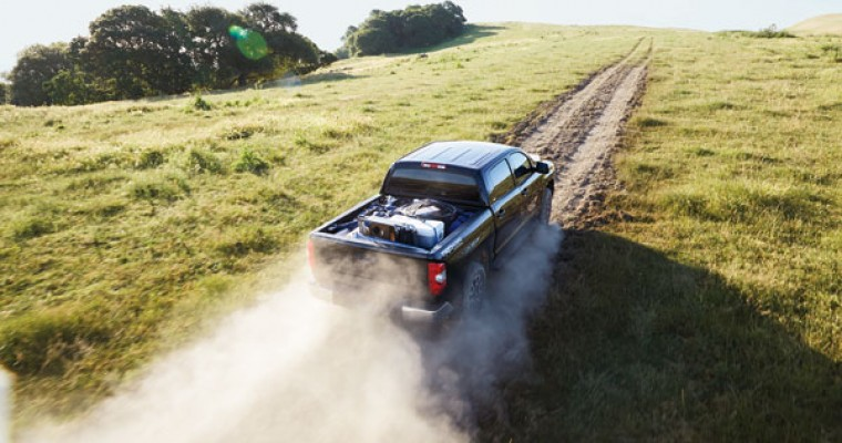 Cummins Turbodiesel Tundra Likely for 2016 Model Year