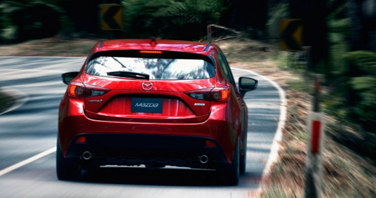 2014 Mazda3 Wins Best Compact Car Category in MotorWeek Awards