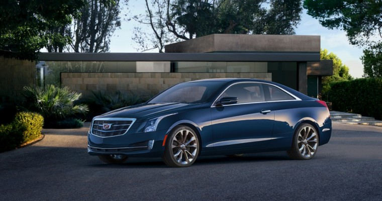 Cadillac Announces OnStar 4G LTE in the 2015 ATS Coupe