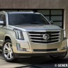 2015 Cadillac Escalade Exterior Lighting Burns Bright