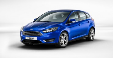 Ford Demonstrates Enhanced Transitional Stability Technology in 2015 Focus