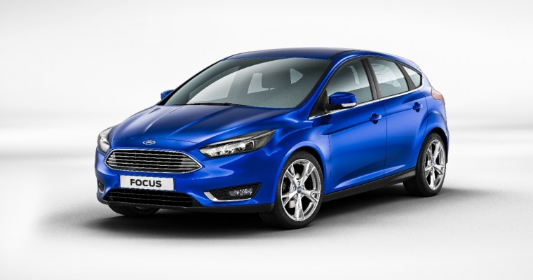 2015 Ford Focus Overview