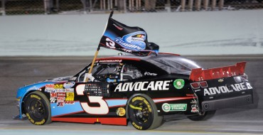 Austin Dillon Claims Poll at Daytona 500 in Grandfather's No. 3 Car