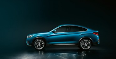 BMW X4 Debut Set for 2014 New York Auto Show
